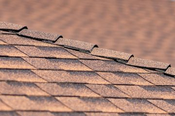 Closeup of Finished Shingles Roof by Heritage Roofing in Prescott, AZ
