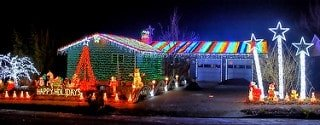 Are you doing lights this holiday_ Inspect the Roof While Up There