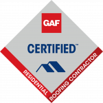 Certified GAF Residential Roofing Contractor
