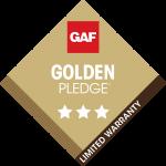 GAF Golden Pledge Limited Warranty