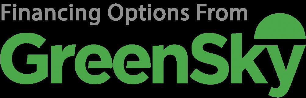 Green Sky Finance Logo