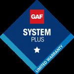 GAF System Plus Limited Waranty