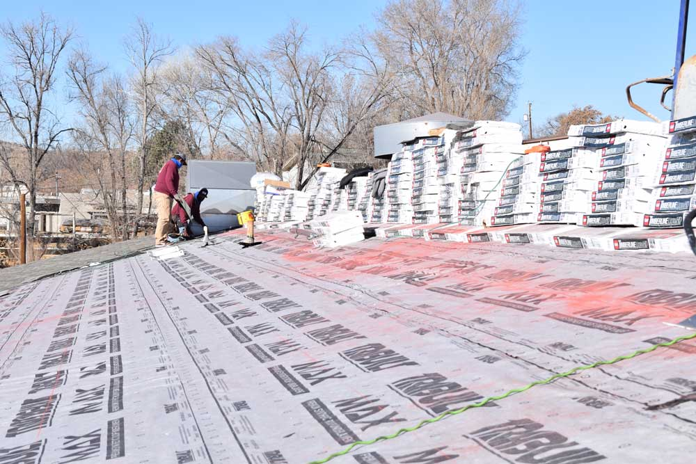 Commercial Roof Repair in Prescott AZ