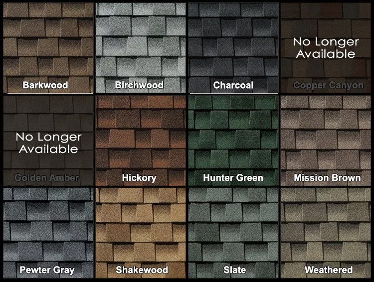 GAF Timberline HD Architectural Shingles by Heritage Roofing in Prescott, AZ
