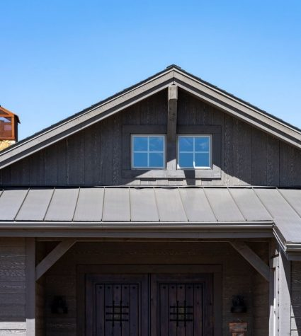 Standing Seam Metal Residential Roof by Heritage Roofing in Prescott, AZ