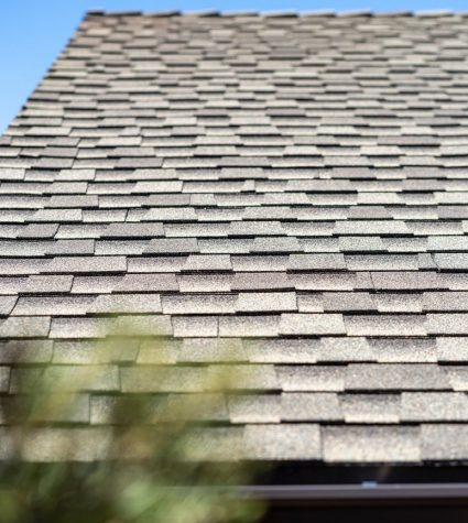Closeup of Ultra GAF Shingles Roof by Heritage Roofing in Prescott, AZ
