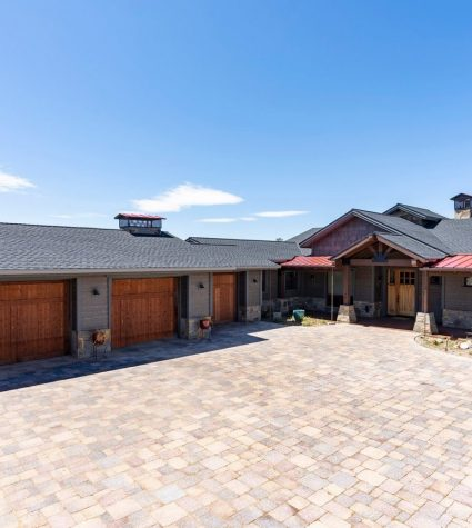 GAF Ultra Shingles with Standing Seam Metal Roof by Heritage Roofing in Prescott, AZ