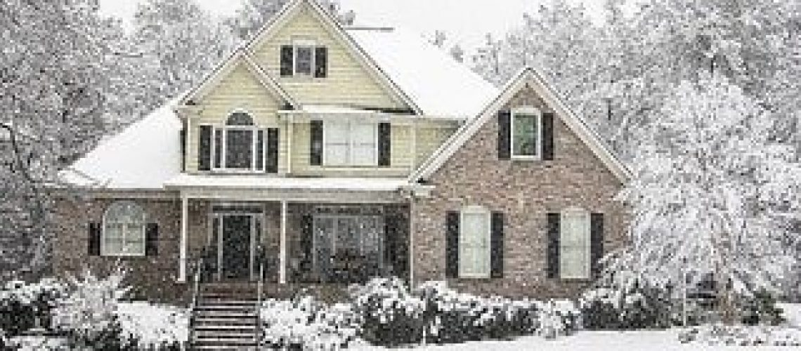 Hire experienced professionals for winter damage