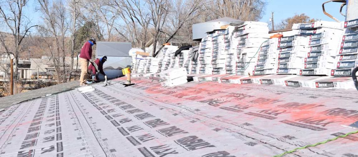 Commercial Roof Repair in Prescott AZ
